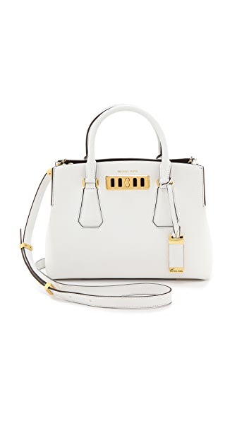 Michael Kors Collection Vivian Medium Satchel