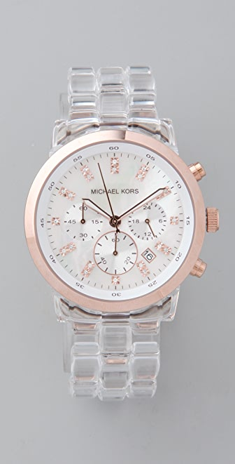 Michael Kors Two Tone Watch