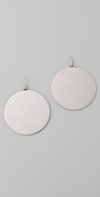 Michael Kors Modern Opulence Circle Earrings