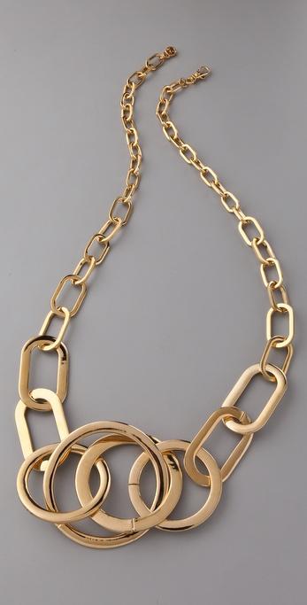 Michael Kors Jet Set Chain Necklace