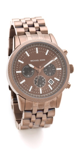 Michael Kors Scout Chronograph Watch