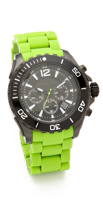Michael Kors Drake Chronograph Watch
