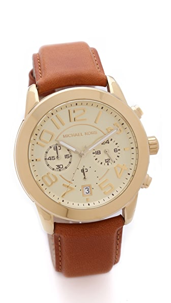 Michael Kors Mercer Chronograph Watch