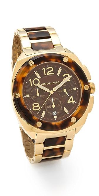 Michael Kors Tribeca Chronograph Watch