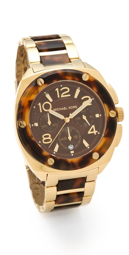 Michael Kors Tribeca Chronograph Watch