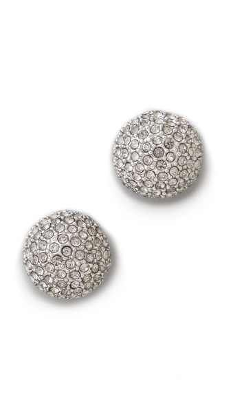 Michael Kors Uptown Punk Stud Earrings