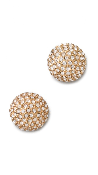 Michael Kors Glam Classics Stud Earrings