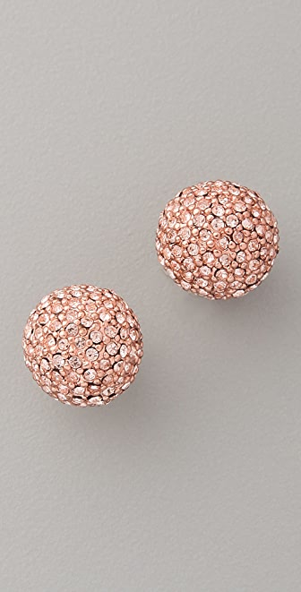 Michael Kors Sparkle All Over Earrings