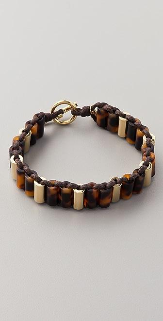 Michael Kors Sleek Exotics Tortoise Bracelet