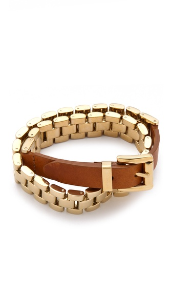 Michael Kors Watch Link Wrap Bracelet