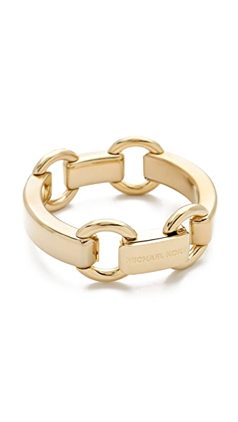 Michael Kors Equestrian Link Bracelet