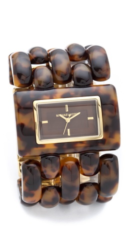 Michael Kors Rio Tortoiseshell Watch