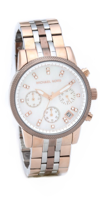 Michael Kors Trilogy Ritz Watch