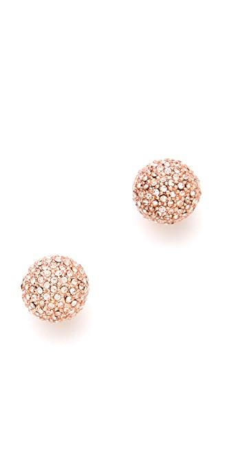Michael Kors Sparkle All Over Glitz Studs