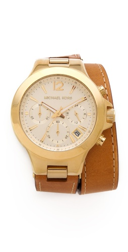 Michael Kors Peyton Wrap Watch