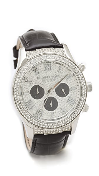 Michael Kors Layton Glitz Watch