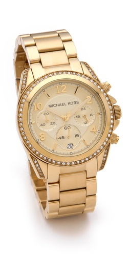 Michael Kors Blair Watch at Shopbop.com
