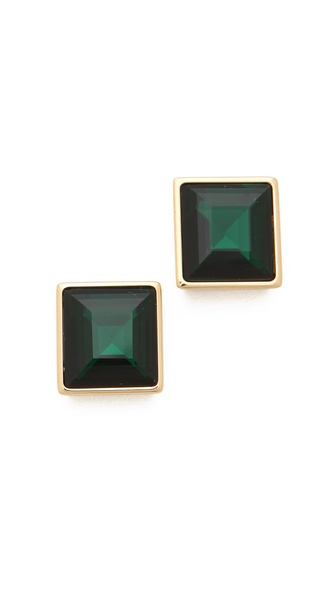 Michael Kors Square Studs