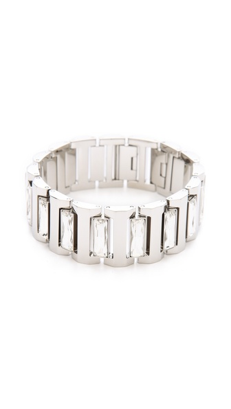 Michael Kors Crystal Link Bracelet