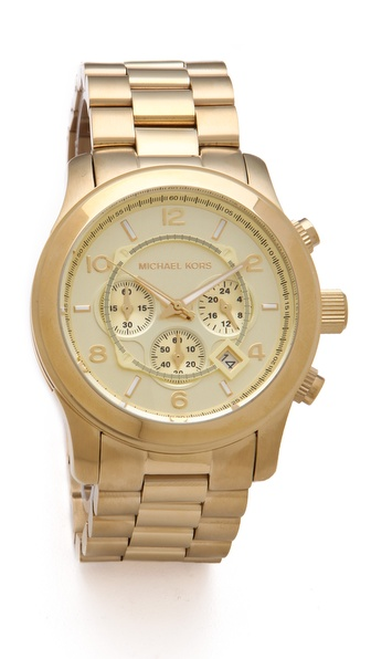 Michael Kors Oversized Watch