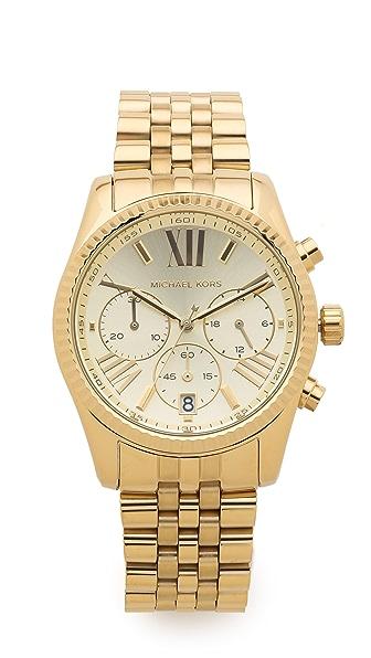 Michael Kors Lexington Watch