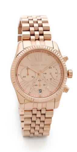 Michael Kors Lexington Watch at Shopbop.com