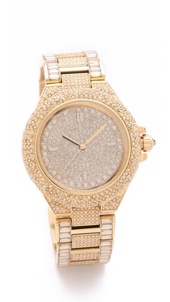 Michael Kors Glitzy Reese Watch