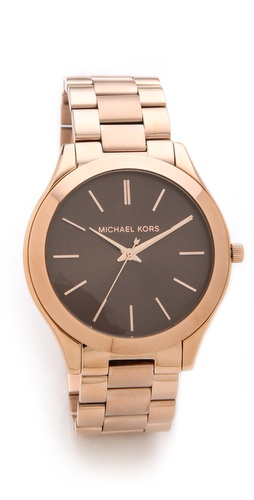Michael Kors Slim Runway Watch at Shopbop.com