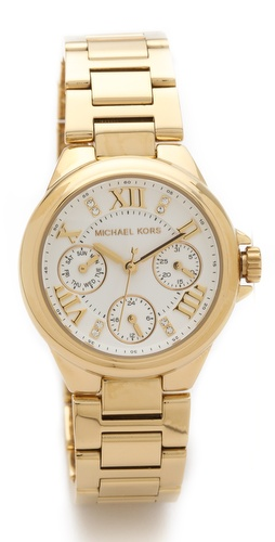 Michael Kors Camille Mini Chronograph Watch