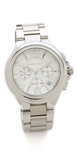 Michael Kors Camille Chronograph Watch at Shopbop.com