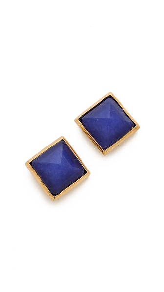 Michael Kors Pyramid Stud Earrings