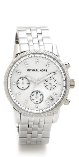 Michael Kors Ritz Watch at Shopbop / East Dane