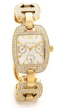 Michael Kors Emma Crystal Watch