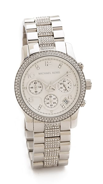Michael Kors Everyday Bling Runway Watch