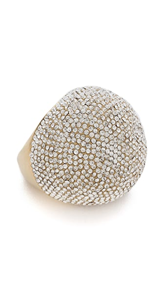 Michael Kors Pave Bubble Ring
