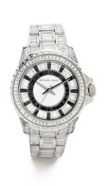 Michael Kors Glitz & Glamour Everest Watch