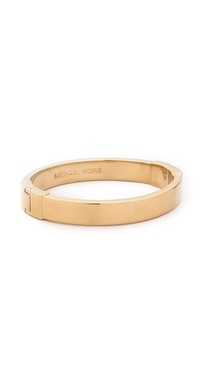 Michael Kors Hinged Bangle Bracelet