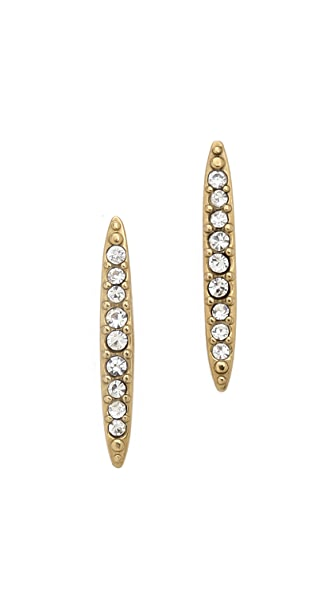 Michael Kors Matchstick Post Earrings