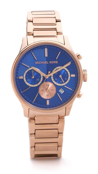 Michael Kors Preppy Chic Bailey Watch