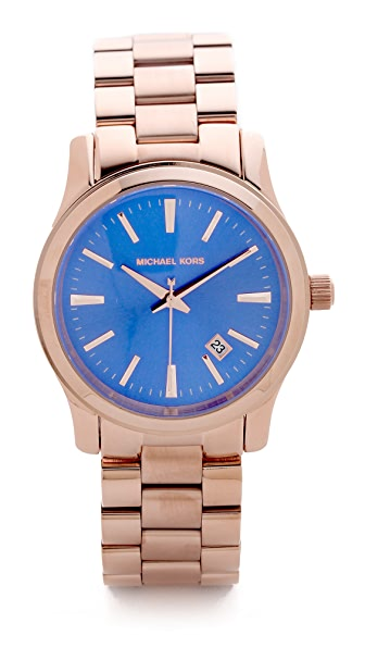 Michael Kors Preppy Chic Runway Watch