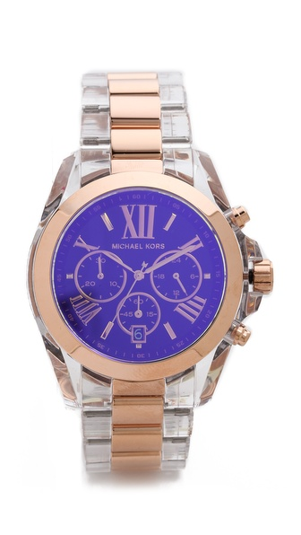 Michael Kors Summer Chic Bradshaw Watch