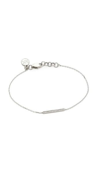 Michael Kors Pave Bar Delicate Bracelet