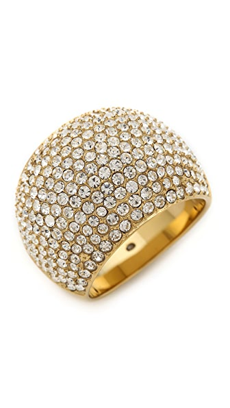 Michael Kors Pave Dome Ring