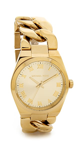 Michael Kors Michael Kors Channing Watch (Yellow)