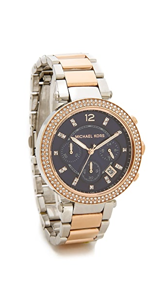 Michael Kors Michael Kors Parker Watch (Multicolor)