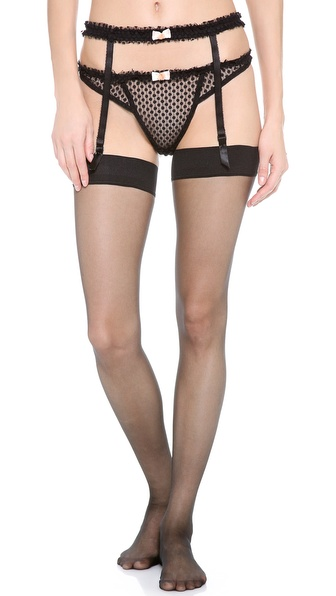 Morgan Lane Frenchy Le Vonne Garter