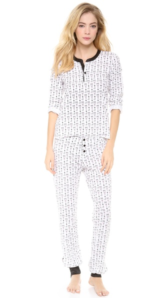 Morgan Lane Lanie Eve PJ Set