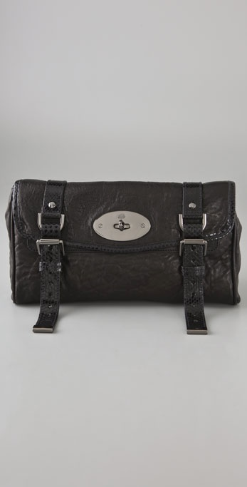 Mulberry Alexa Clutch