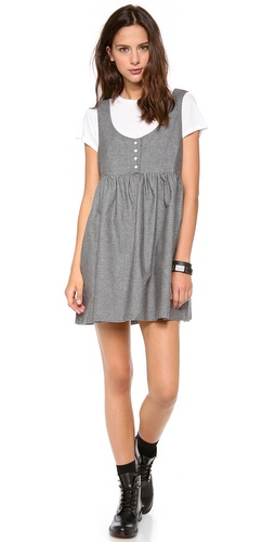 Margaux Lonnberg Lou Chambray Dress at Shopbop / East Dane