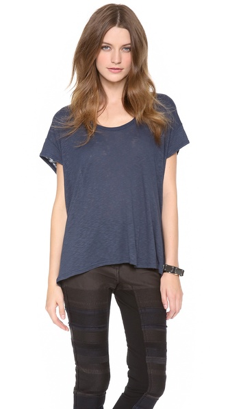 Margaux Lonnberg Cap Sleeve T-Shirt